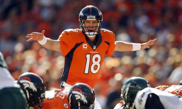 1 Peyton Manning