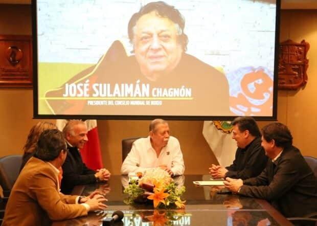 Homenaje a José Sulaimán