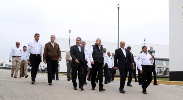 Tamaulipas es ejemplo nacional: Emilio Gamboa Patrón 2