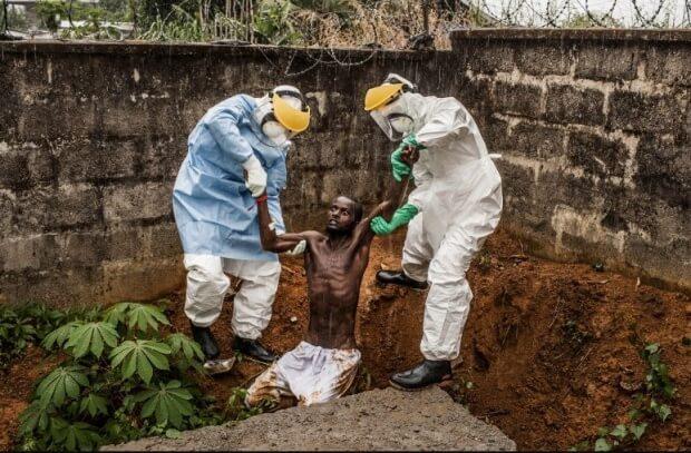 Ebola In Sierra Leone de Pete Muller