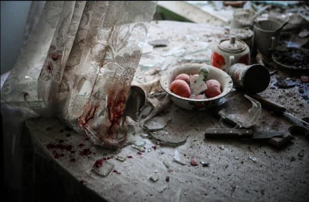 Kitchen Table de Sergei Ilnitsky