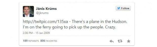 El día que el vuelo 1549 de US Airways aterrizó en el río Hudson