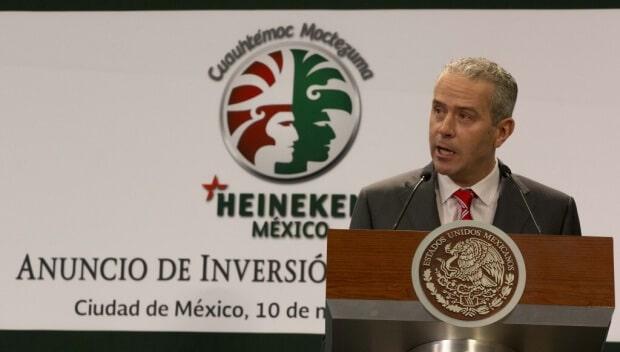 Heineken anunció planes de inversión en México