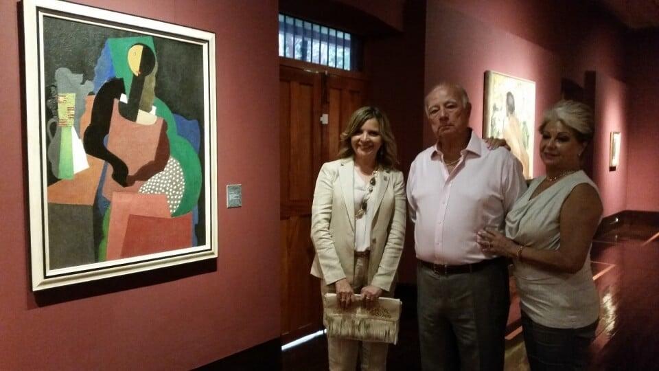 Abrirá hoy histórica exposición de Diego Rivera en