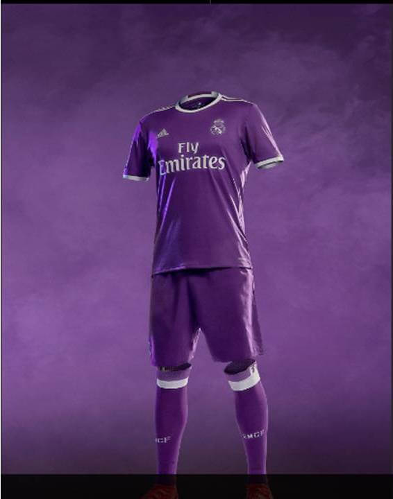El actual campeón de la Champions League nos presenta su uniforme para la temporada  2016 – 2017. 0f5a0177d087e