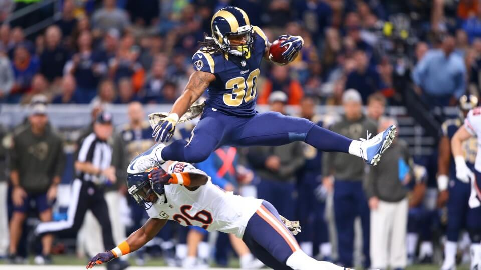 #5 TODD GURLEY